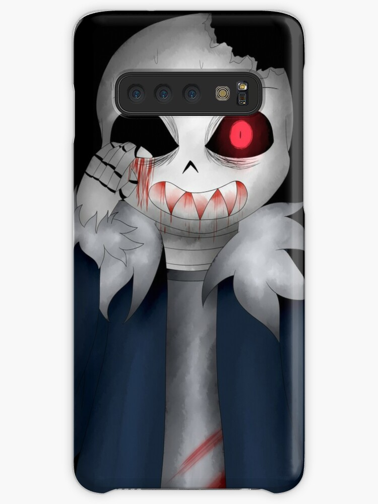 'Horrortale Sans' Case/Skin for Samsung Galaxy by Emily McCracken