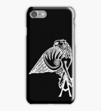 Buffy the Vampire Slayer - Angel's Tattoo (white) iPhone Case/Skin