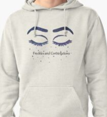 Freckles and Constellations Pullover Hoodie