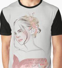 #34R Maine Mendoza Graphic T-Shirt