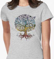 Floral tree beautiful, summer T-Shirt