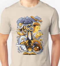 Core Art No.4 Unisex T-Shirt