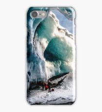 The Ice Cave. iPhone Case/Skin