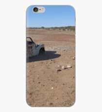 Outback wreck iPhone Case