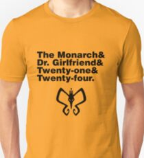 Team Monarch Unisex T-Shirt