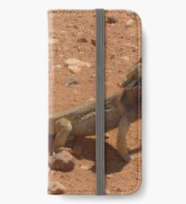 Hot out here! iPhone Wallet/Case/Skin