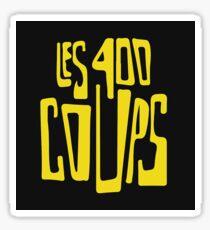 Les 400 coups Sticker