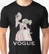 Madonna 1991 Vogue Dangerous Liasons Unisex T-Shirt
