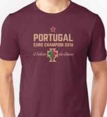 Portugal Euro 2016 Champions T-Shirts etc. ID-1 Unisex T-Shirt