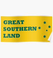 Great Southern Land Poster