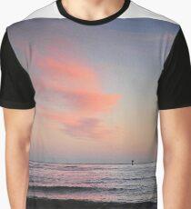 Dawn Over Bass Strait Graphic T-Shirt