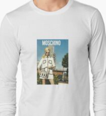 MOSCHINO COVER SHOOT VOGUE SPREAD 2013 Long Sleeve T-Shirt