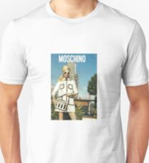 MOSCHINO COVER SHOOT VOGUE SPREAD 2013 Unisex T-Shirt