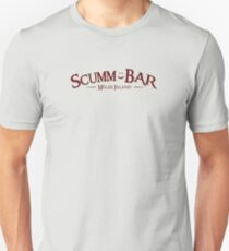 Monkey Island - Scumm Bar  T-Shirt