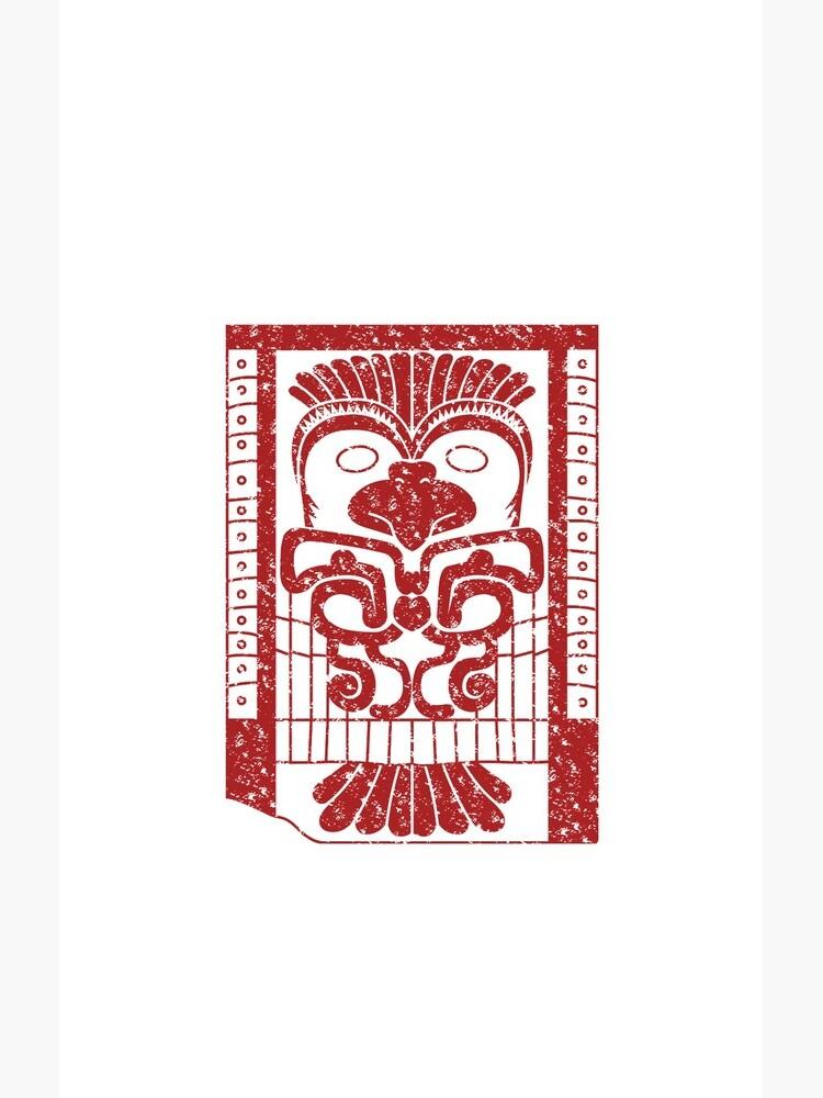 Toltec Eagle by adorman