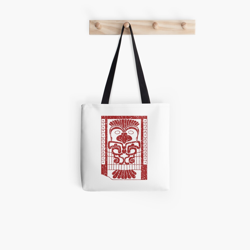 Toltec Eagle Tote Bag