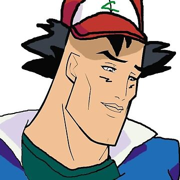 Handsome Ash by SuperKonata