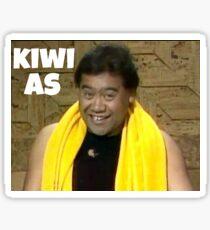 Billy T James - Kiwi As Sticker