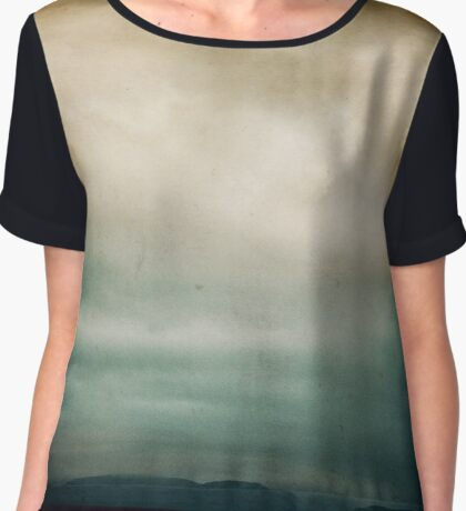 ~ let us meet in the distant land ~ Women's Chiffon Top