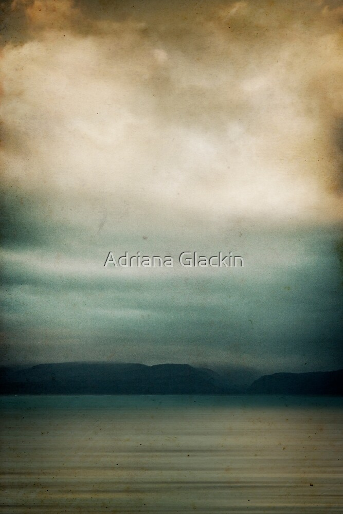 ~ let us meet in the distant land ~ by Adriana Glackin