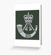 The Rifles Greeting Card