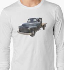 1950 Chevrolet Flat Bed Antique Pickup Truck T-Shirt