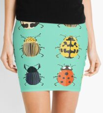 Insects. Mini Skirt