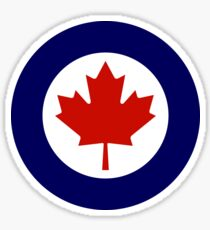 Royal Canadian Air Force - Roundel Sticker