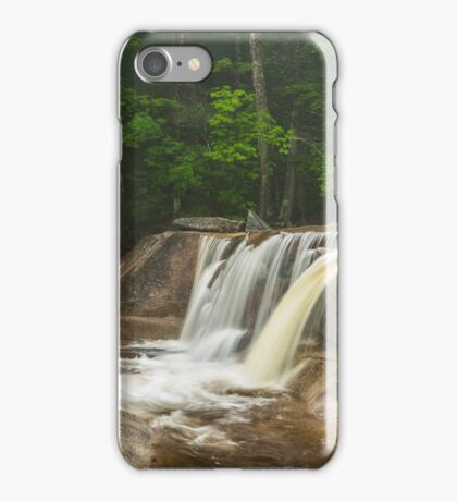 Rainy day at Diana's Bath - NH iPhone Case/Skin