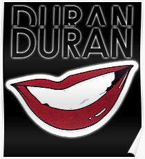 Duran Duran - Rio Poster