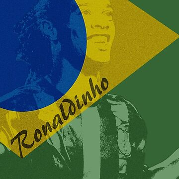 The one and only Ronaldinho by Boscy