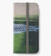 Common Loon iPhone Wallet/Case/Skin