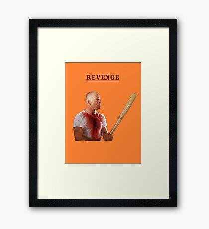Pulp Fiction - La venganza Lámina enmarcada