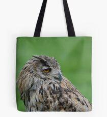 Turkmen (turkmenistan) Owl Tote Bag