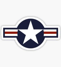 United States Air Force - Roundel Sticker