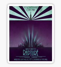 Bioshock - Rapture Sticker