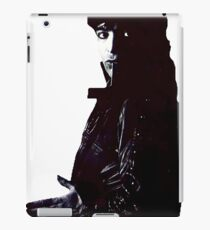 Alan Vega, Suicide Digital Painting iPad Case/Skin