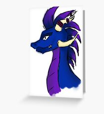 Mythical creature Greeting Card
