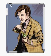 The Doctor...Geronimo!!! iPad Case/Skin