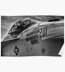 Jet Bomber Poster