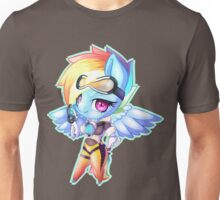 My little pony, Tracer cross-over Rainbow Dash  Unisex T-Shirt