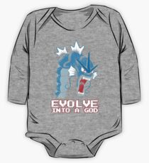 Evolve into a GOD One Piece - Long Sleeve