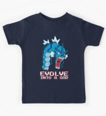 Evolve into a GOD Kids Tee