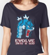 Evolve into a GOD Women's Relaxed Fit T-Shirt
