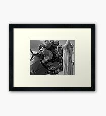 US Army Air Force Trainer Framed Print