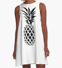 Pineapple of my eye A-Line Dress