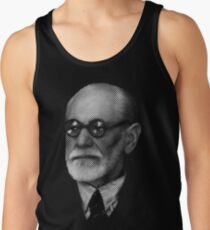 Sigmund  Freud Tank Top