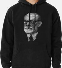 Sigmund  Freud Pullover Hoodie