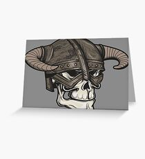 Dragonborn Greeting Card
