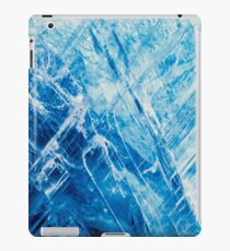 Blue Kyanite iPad Case/Skin